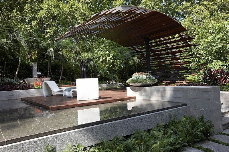 Modern Landscape Design Ideas From Rolling Stone
