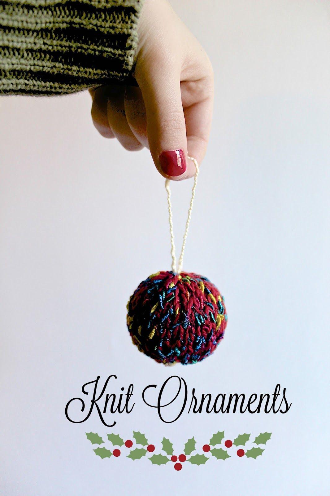 Lexalex: Quick Knit Gifts