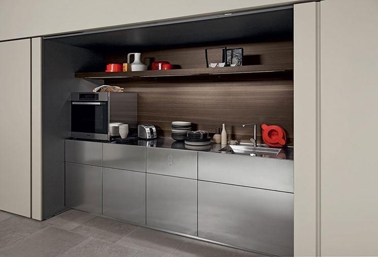 Cucine a scomparsa prezzi | Idee casa | Pinterest | Kitchens ...