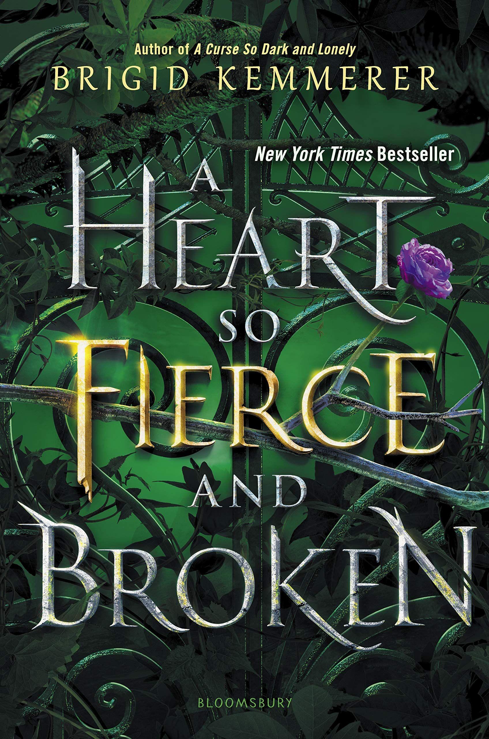 Pdf A Heart So Fierce And Broken Cursebreakers 2 By Brigid
