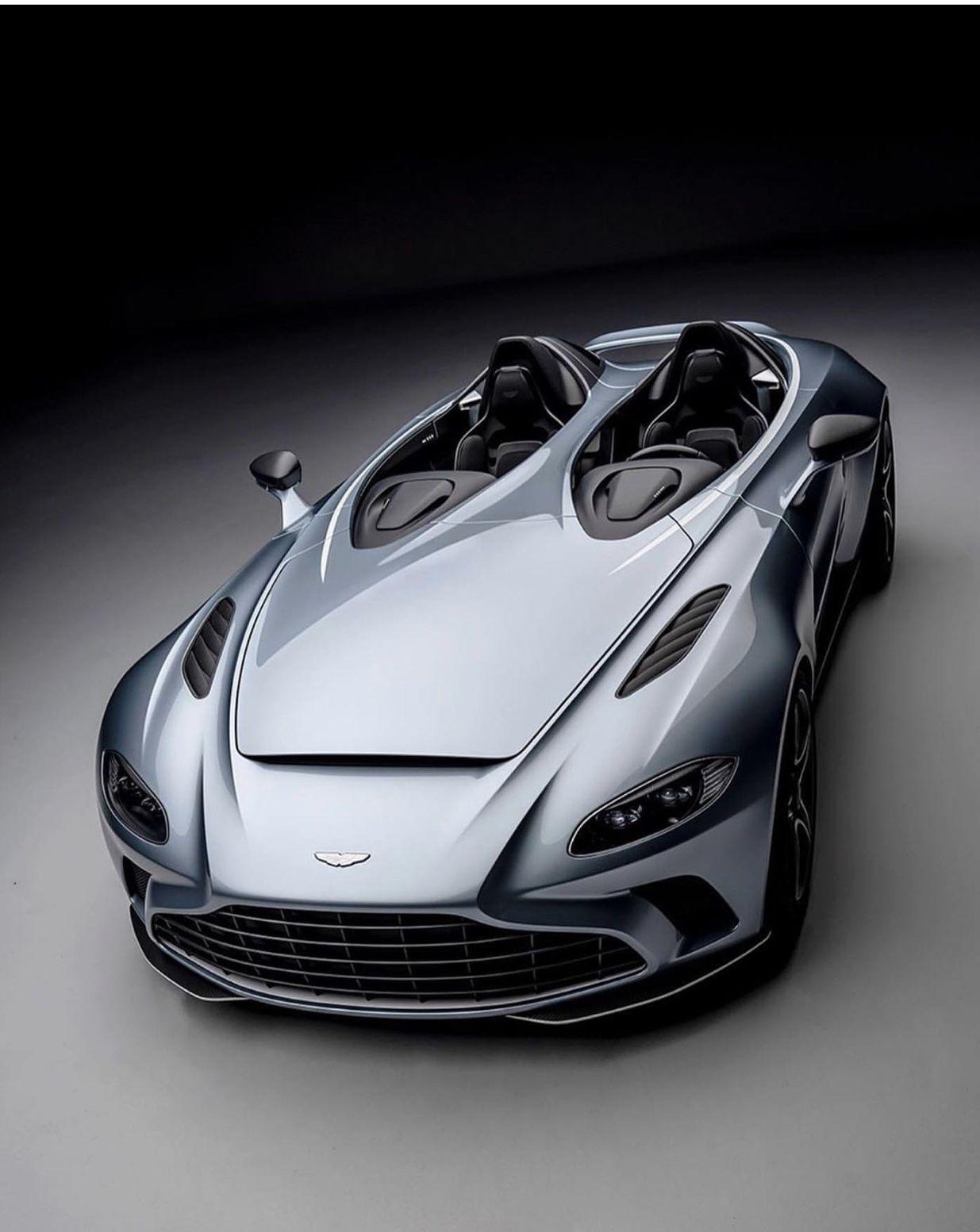 2021 Aston Martin V12 Speeder en 2020 Voiture de sport