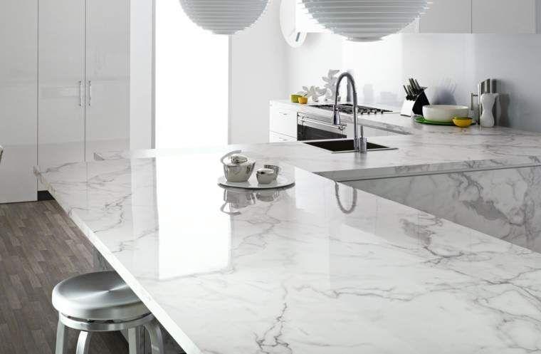 cocina-granito-parquet | Cocina | Pinterest | Granito, Cocinas y ...