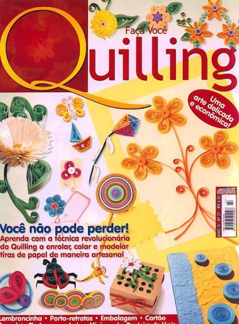 Quilling_Faca_Voce_27 - lora - Picasa Web Albums #quilling