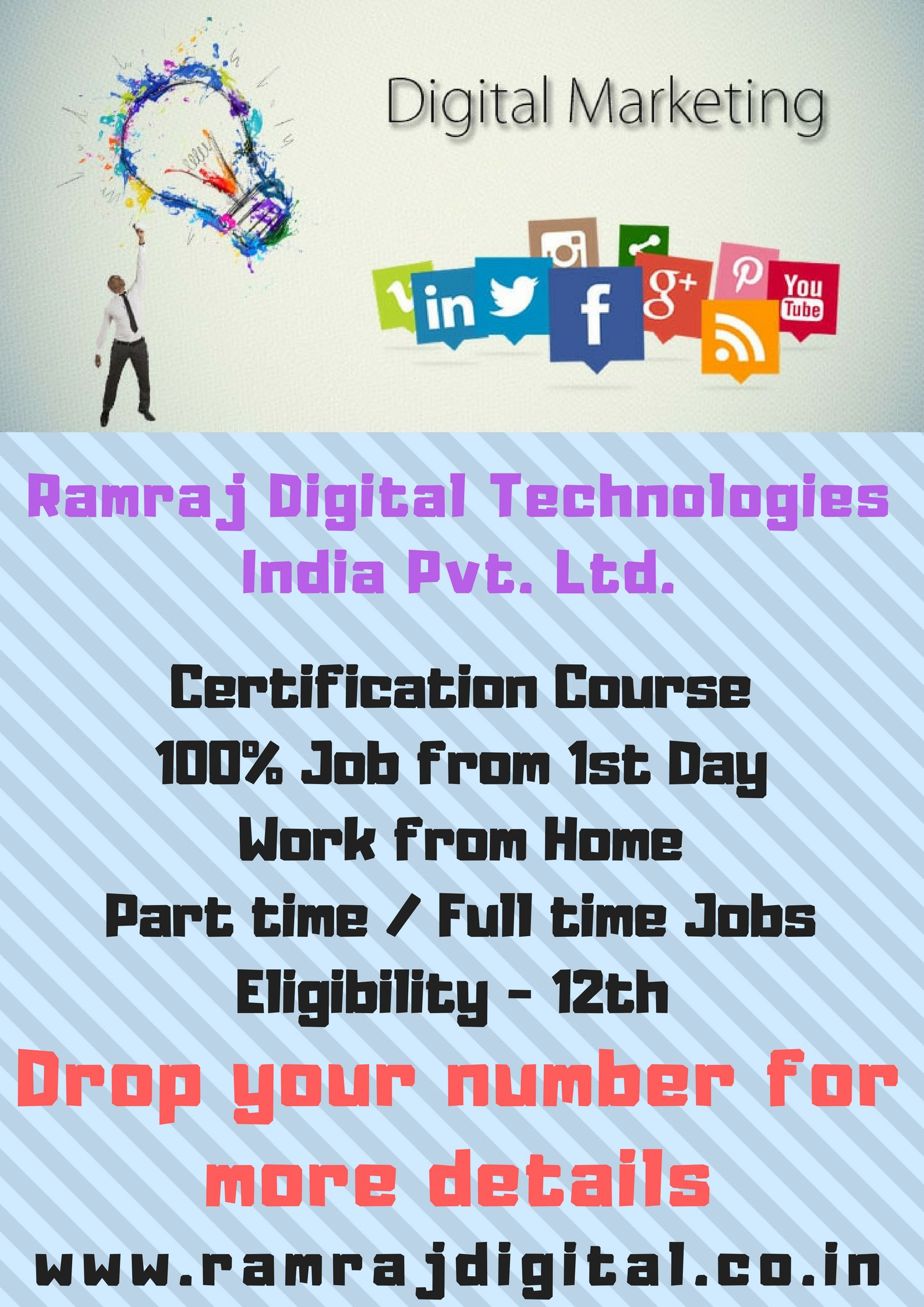 How To Get A Job In Digital Marketing In India