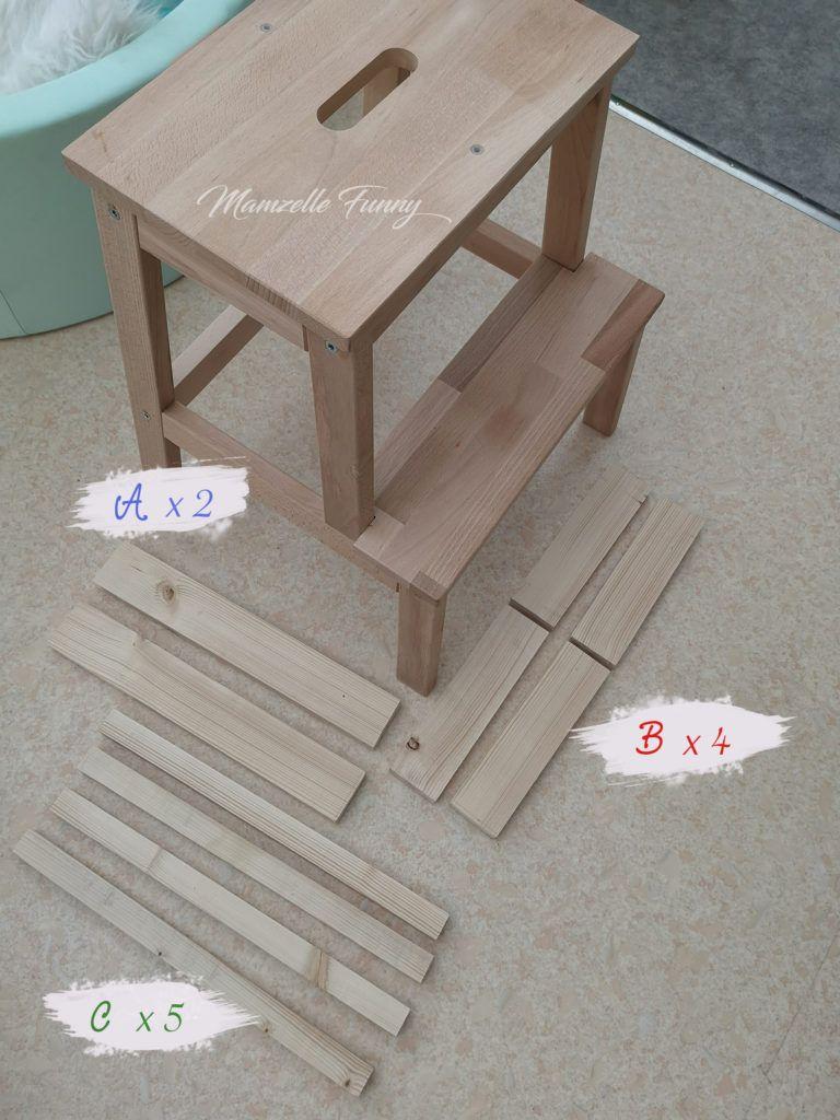 Parquet Flottant Ikea Pas Cher tour observation montessori bricolage diy ikea tuto facile