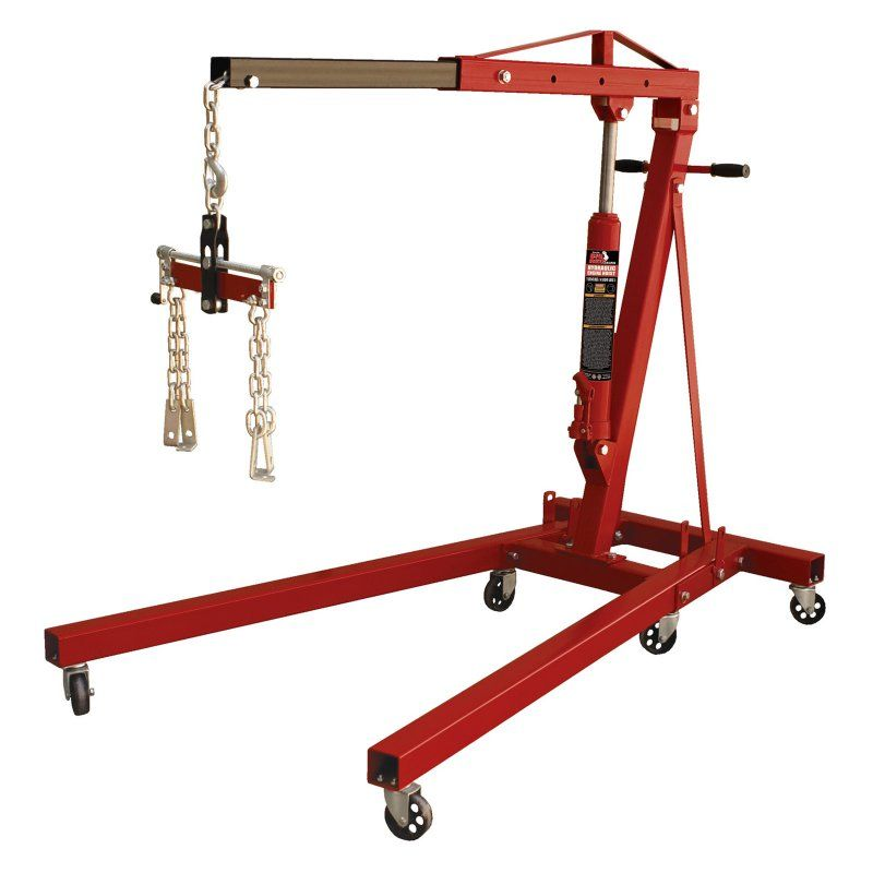 Torin T32002 2 Ton Engine Hoist With Leveler - T32002 | Products
