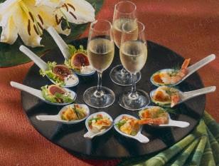 appetit h ppchen vom l ffel rezept rezepte vorspeise. Black Bedroom Furniture Sets. Home Design Ideas