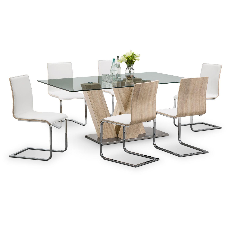 Delta 7 Pcdining Room  American Signature Furniture  Dining Classy American Signature Dining Room Sets Inspiration