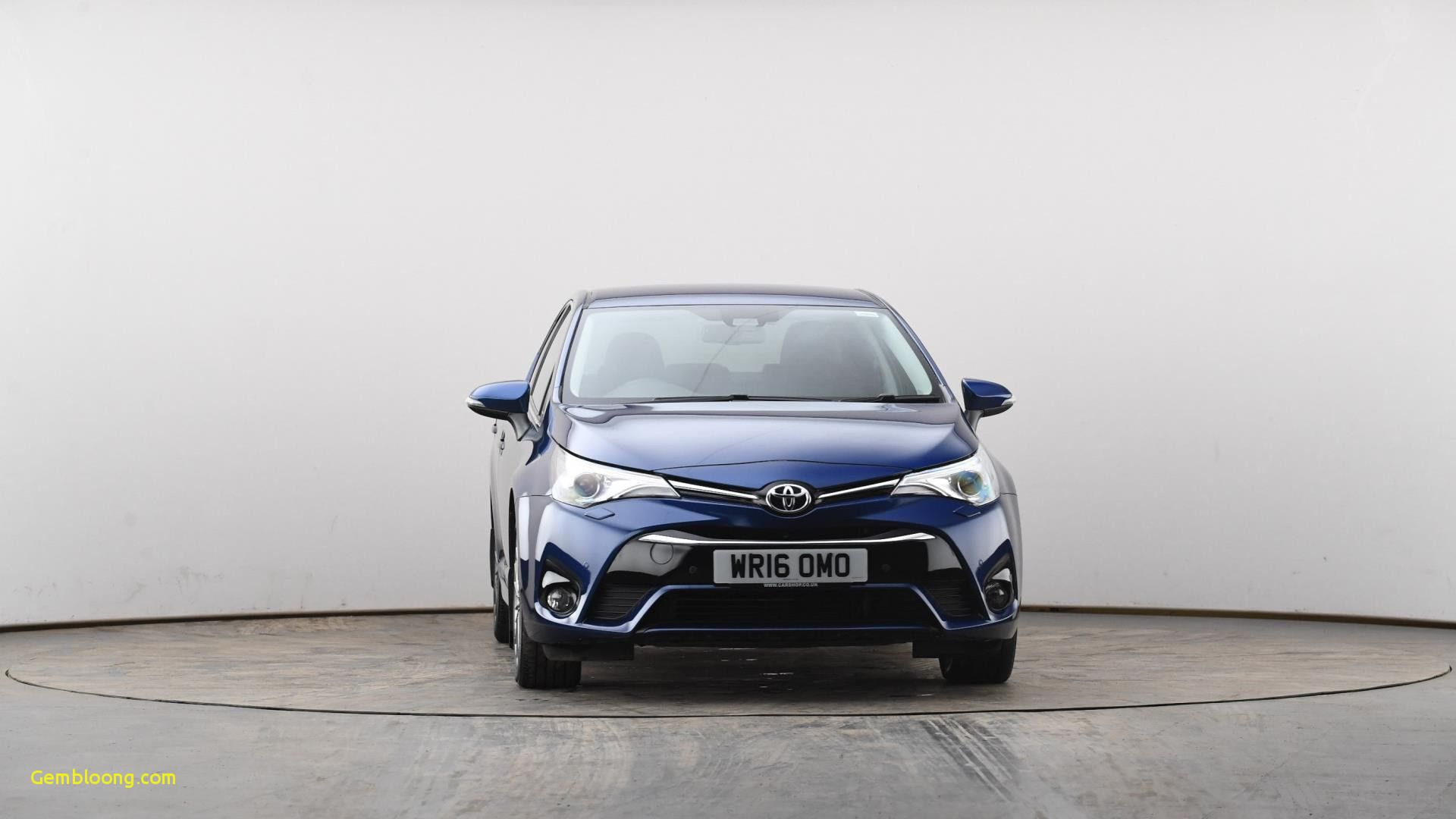 Toyota Avensis 2019 Spy Shots New 2019 toyota Yaris 2016