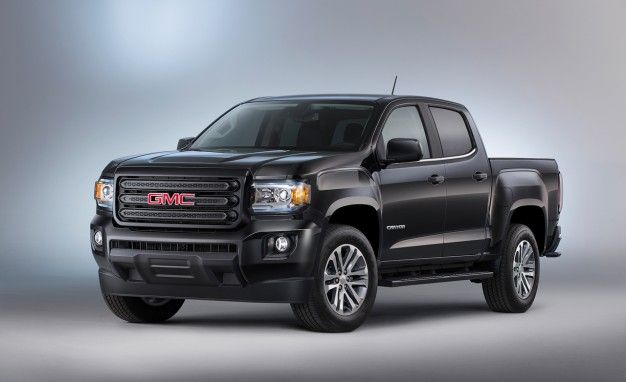 Gmc Canyon Nightfall Edition Like Skyfall But With Much Less
