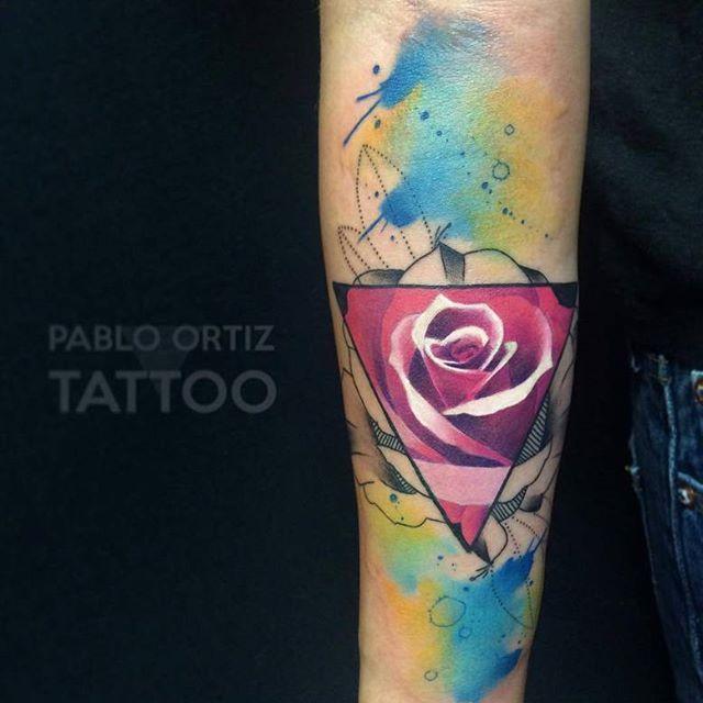 © @pablo_ortiz_tattoo  CONCEPT: 🌹...ROSA...🌹 for Olvido  Toledo + Madrid 🇪🇸 @pablo_ortiz_tattoo  #tattrx #pabloortiztattoo #tatuaje #tatuagem #acuarela #madrid #toledo #rosa #rosetattoo #watercolortattoo #realism #whiteink #realism #colores #arte #ink #tattooartist #mixedmedia #artistsoninstagram #instaart #painter #painting #pintura #igersespaña #españa #tattooart