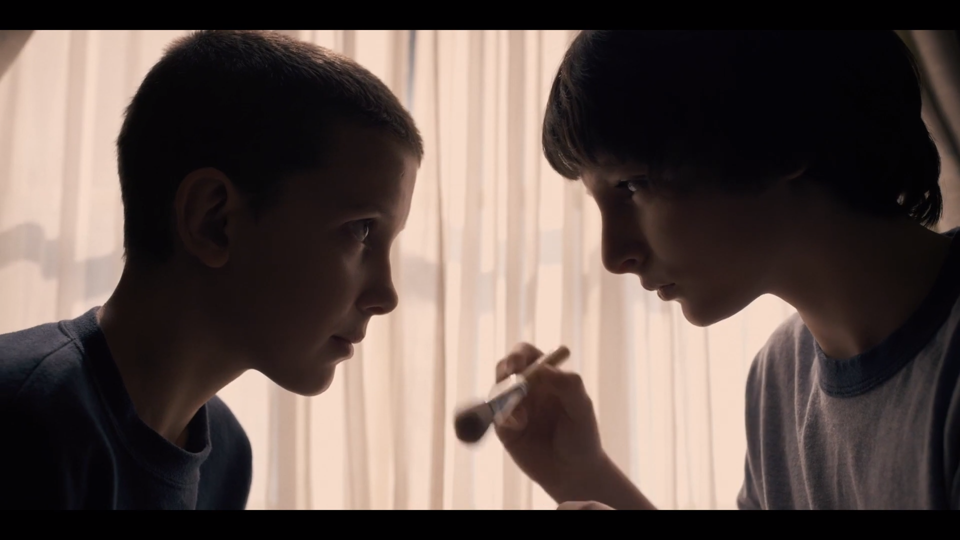 Best Mileven Moments. Eleven & Mike's Cutest Scenes from the Entire Series - Stranger Things #scenesfrommovies