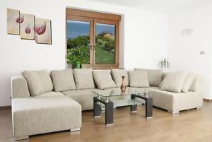 Couch Couchgarnitur SUPERMAX 6 Wohnlandschaft Big Sofa Modulsofa ...