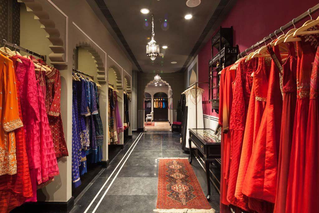 Store Interiors Store Interiors Clothing Boutique Interior
