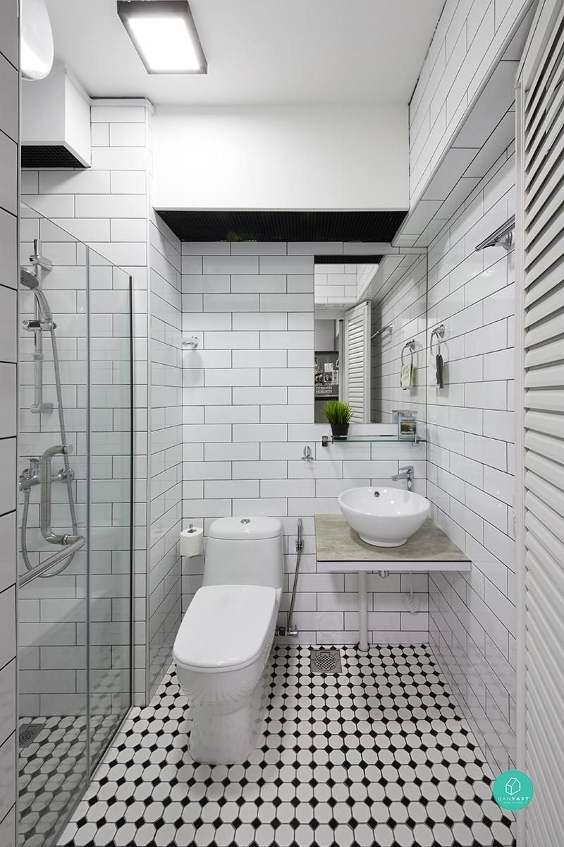 Home Of The Month: No Child\'s Play | Pinterest | Bathroom designs ...