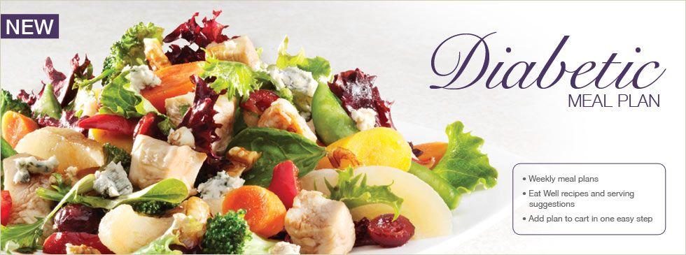 diabetic meal plan free