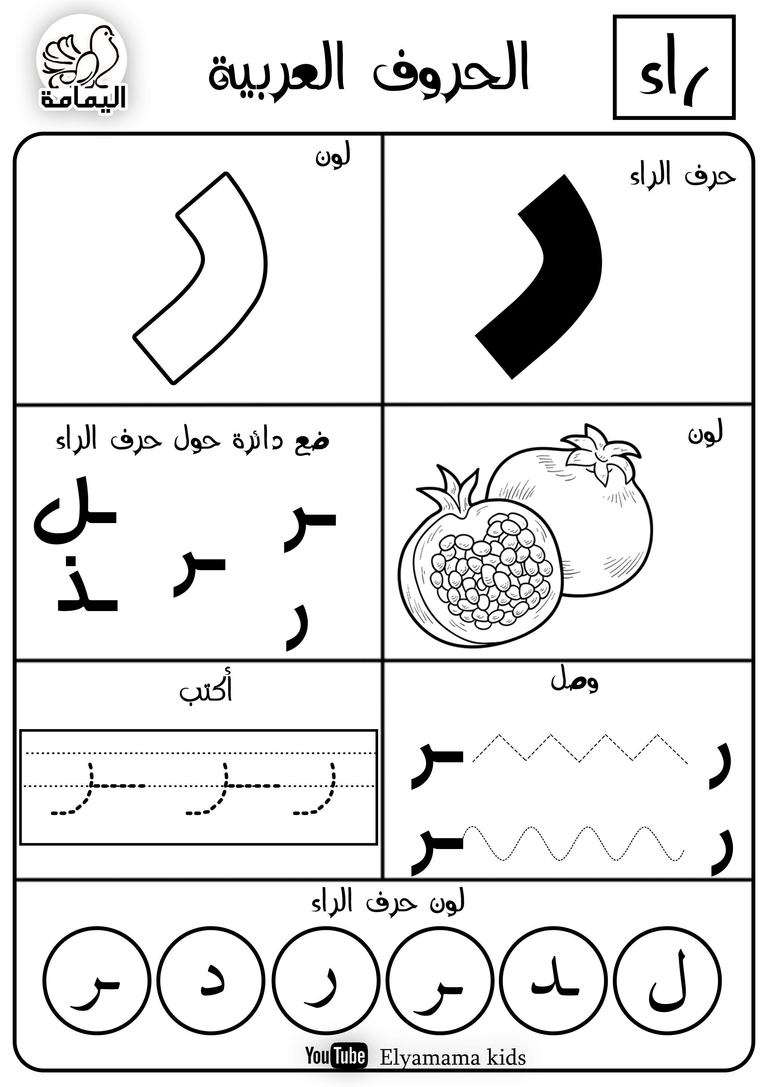 باء استراتيجيات تعليم أطفال أطفال الروضة روضتي مدرسة حروف عربي ألعاب عمل فني أطفال تعليم Arabic Alphabet Arabic Alphabet For Kids Learning Arabic