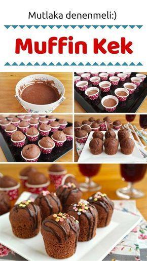 Videolu anlatım Pratik Muffin Kek Nasıl Yapılır? Videolu Tarif 6.614 kişinin defterindeki Pratik Muffin Kek Videolu Tarif'in videolu anlatımı ve deneyenlerin fotoğrafları burada. Yazar: NYT Mutfak #donutcake