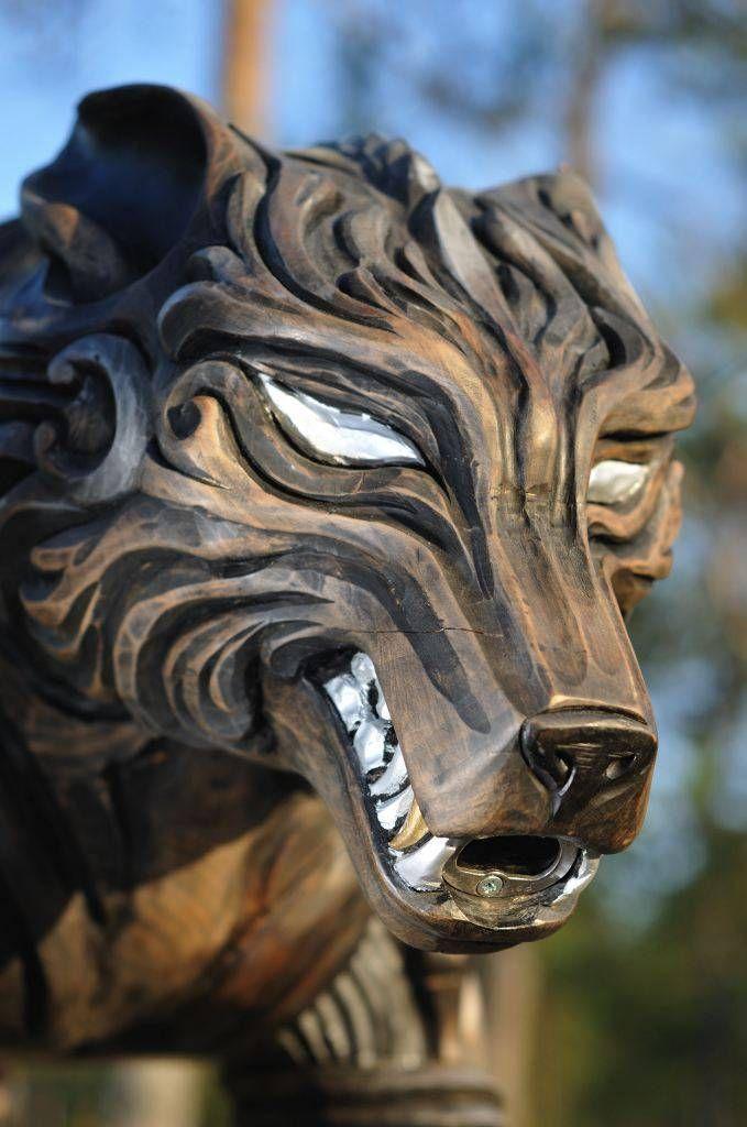 Woodcarving from finland koristeveisto pinterest