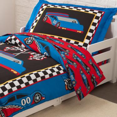 Kidkraft Race Car Toddler Bedding Set Race Car Toddler Bed Toddler Car Bed Toddler Bed Set