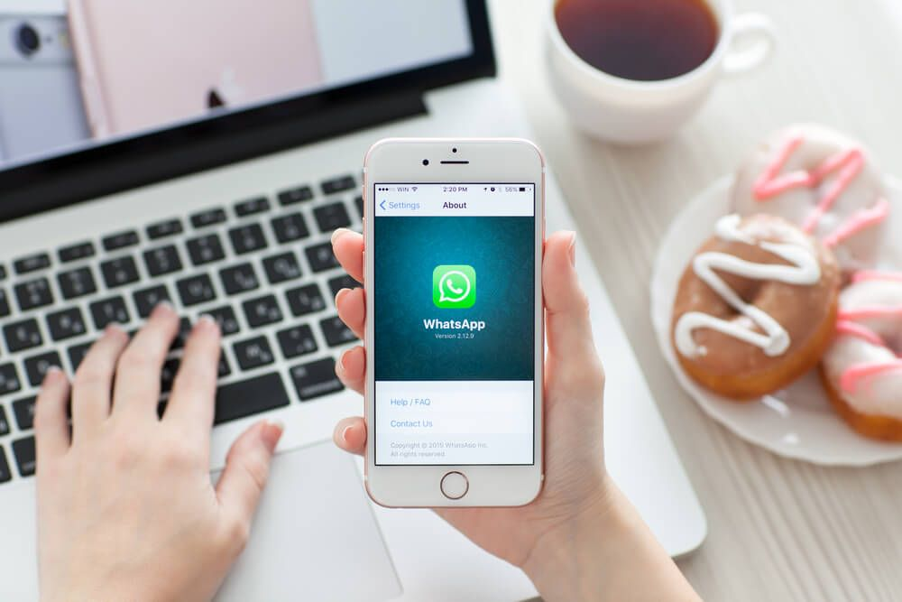 Whatsapp Allows You To Delete Your Sent Or Received Messages Here S How To Learn If You Can Read Them Once Iphone Wallet Phone Case Iphone Iphone 6s Rose Gold