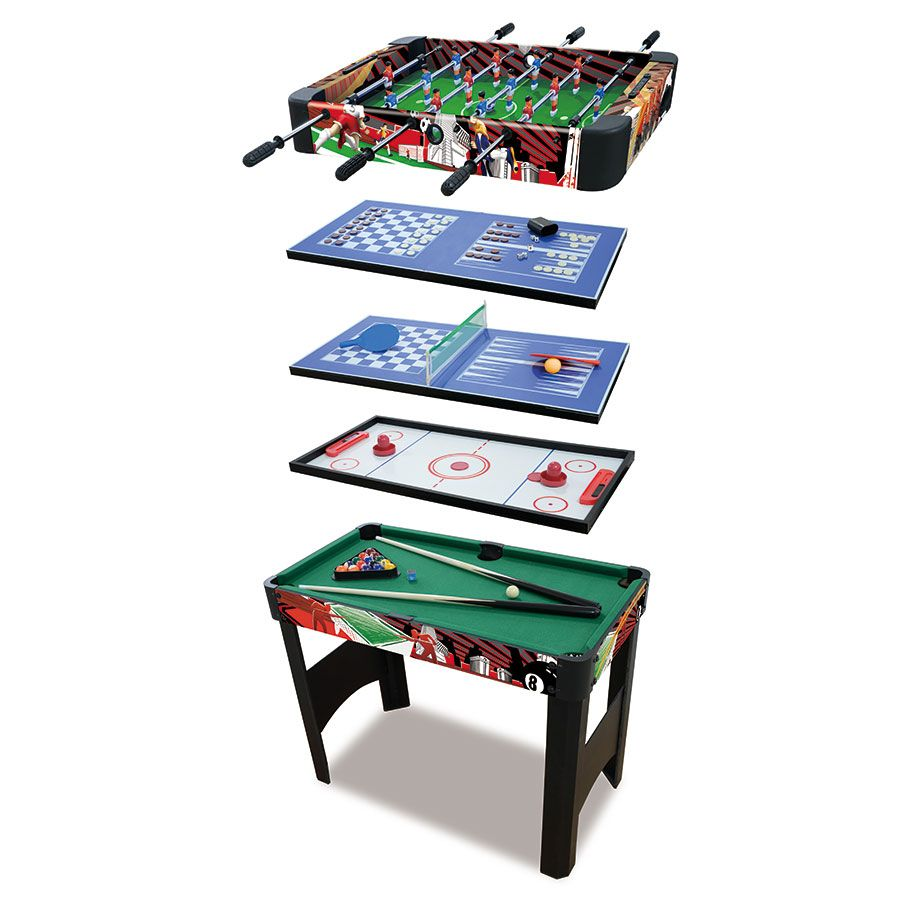 Stats Multi 6 In 1 Games Table   Toys R Us Australia