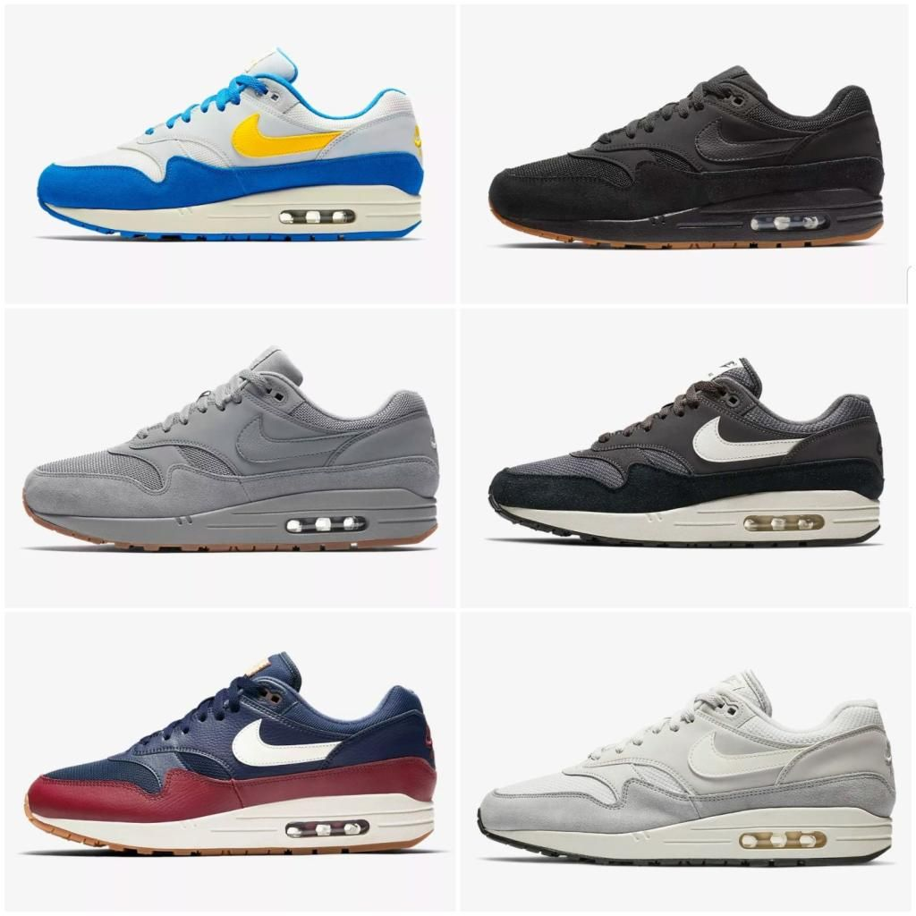 . Goma de dinero .  7 colours of Nike Air Max 1 trainers only £59.47 @ Nike + possible 10% unidays  student discount = £53.53. - hotukdeals | Air max 1, Nike, Nike air