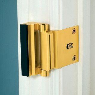 door guardian child proof lock home safety pinterest door locks doors and front door locks. Black Bedroom Furniture Sets. Home Design Ideas
