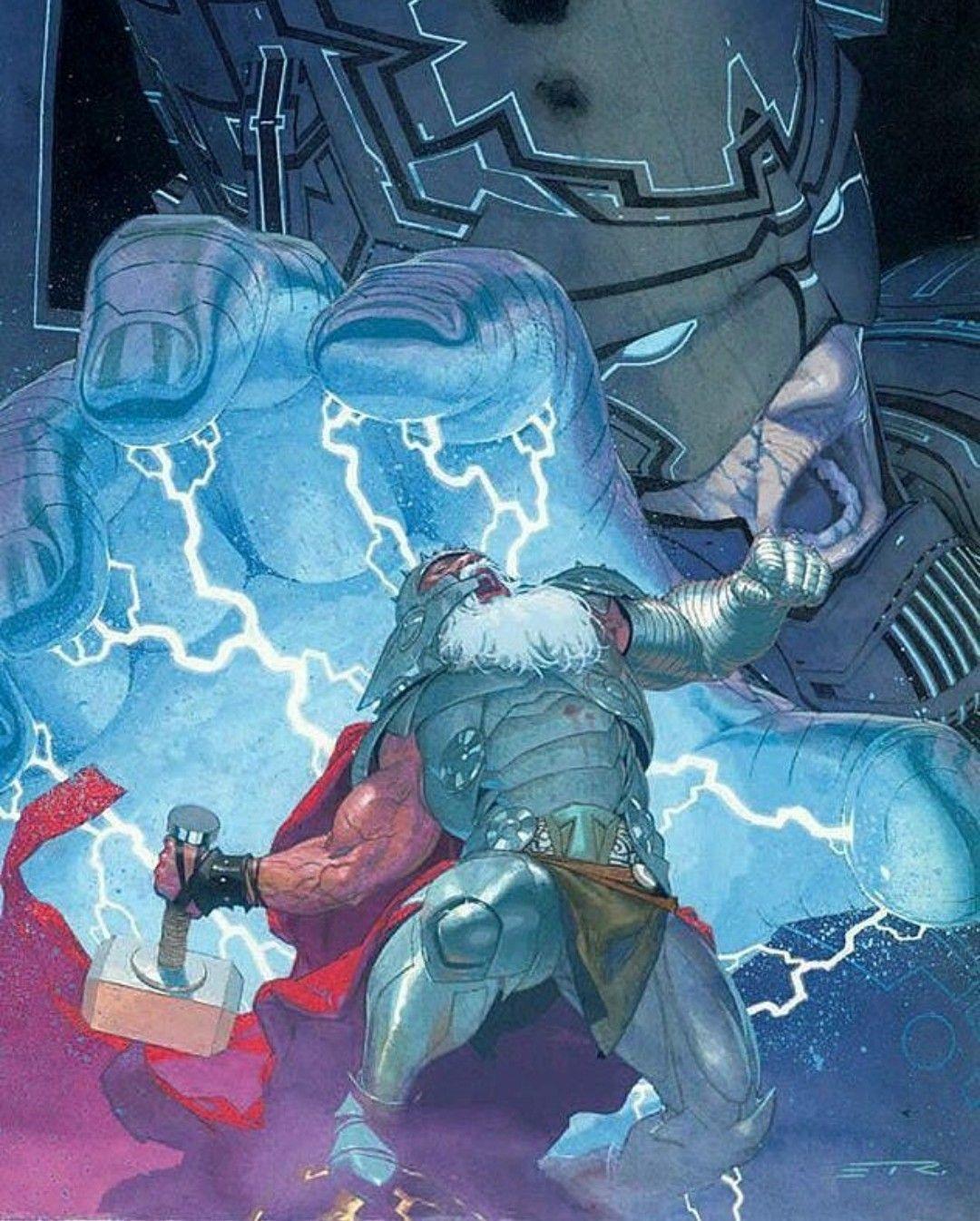 Odin Vs Galactus  cool shit  Historietas comic, Cómics, Cómic