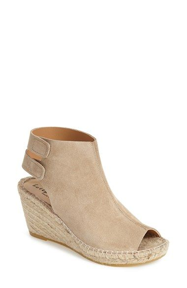 cc310e19fe1 Free shipping and returns on Bettye Muller 'Download' Suede Wedge ...