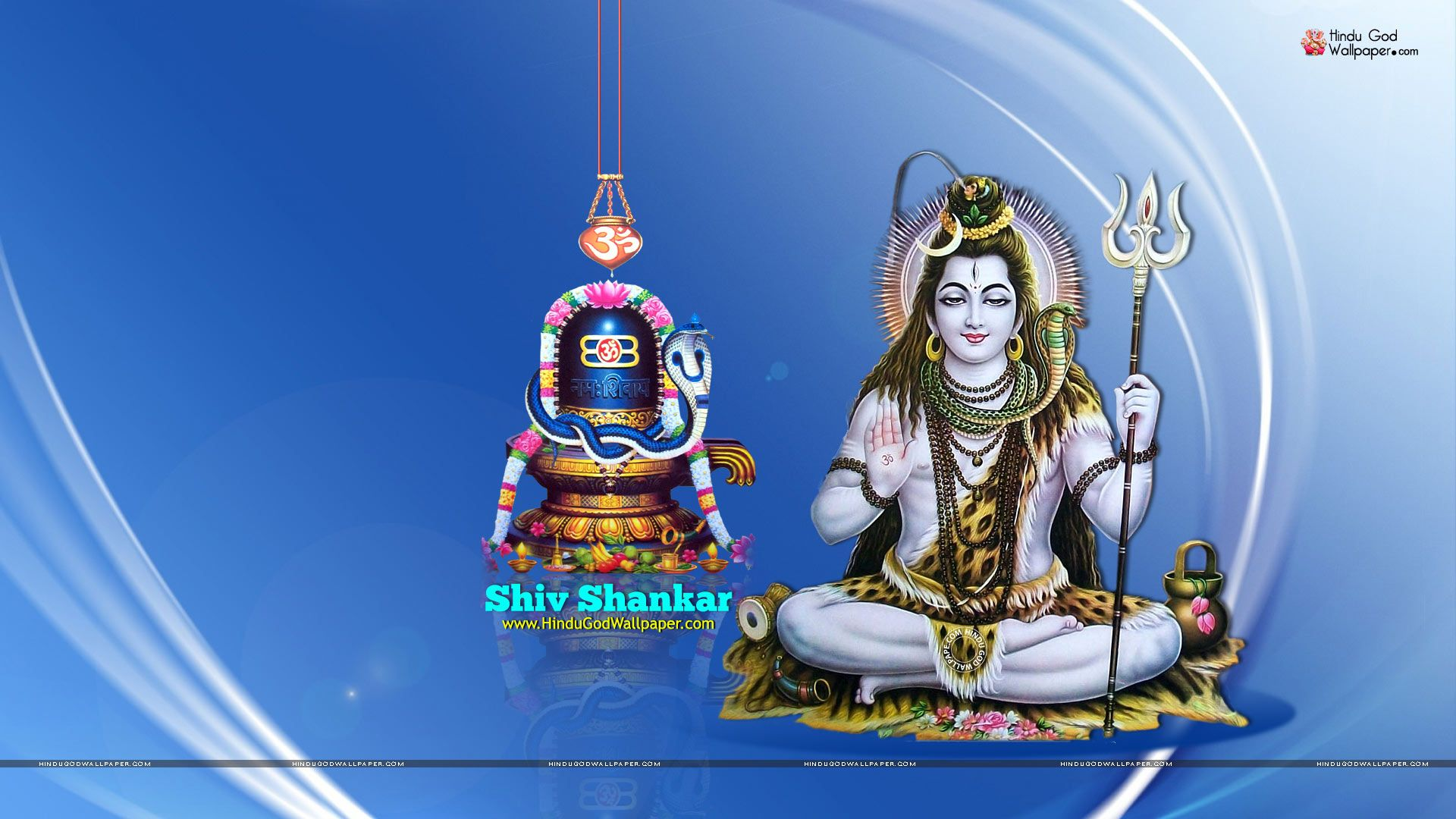 Lord Shiva Full Hd 1080p Photo: Shiv Shankar Wallpaper HD Full Size 1080p Download