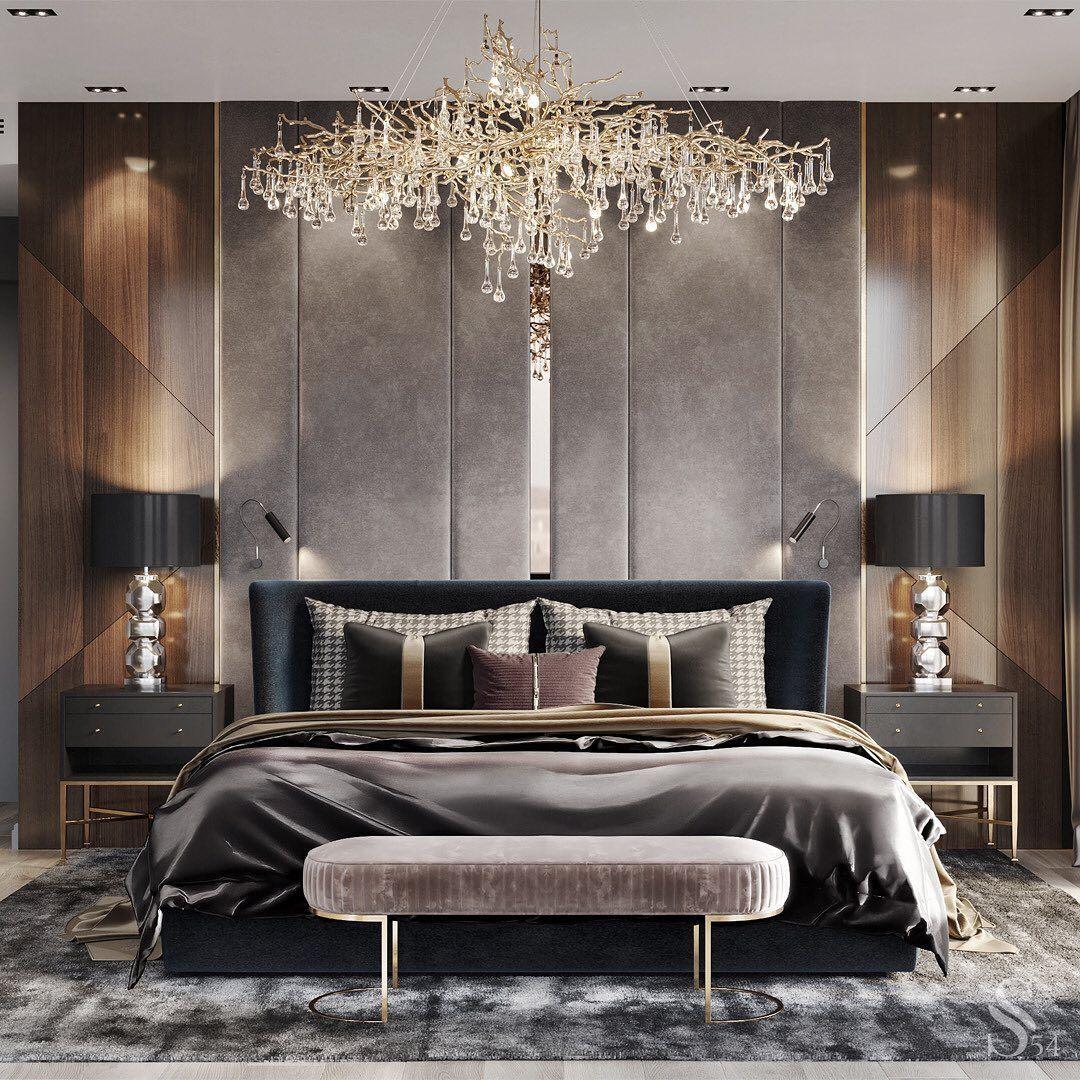 Luxury Bedroom Ideas Riyadh Exclusive Lifestyle In 2021 Bedroom Interior Design Luxury Luxury Bedroom Master Master Bedroom Interior Luxury bedroom design 2021