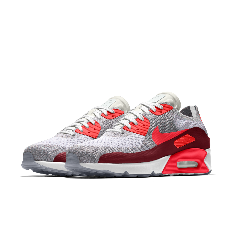 c6eb4bc012b23 Nike Air Max 90 Ultra 2.0 Flyknit iD Men s Shoe. Nike.com