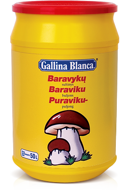 Image by Gallina Blanca on Products Mustard bottle