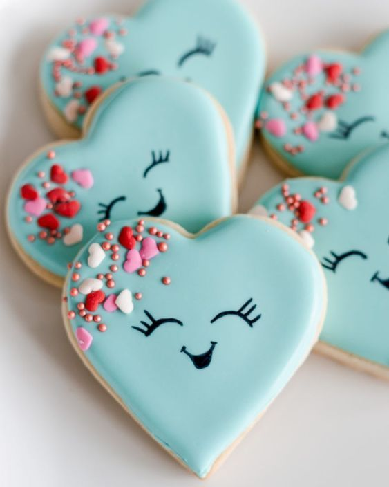 Cutest Valentines Day Sugar Cookies You'll Love To