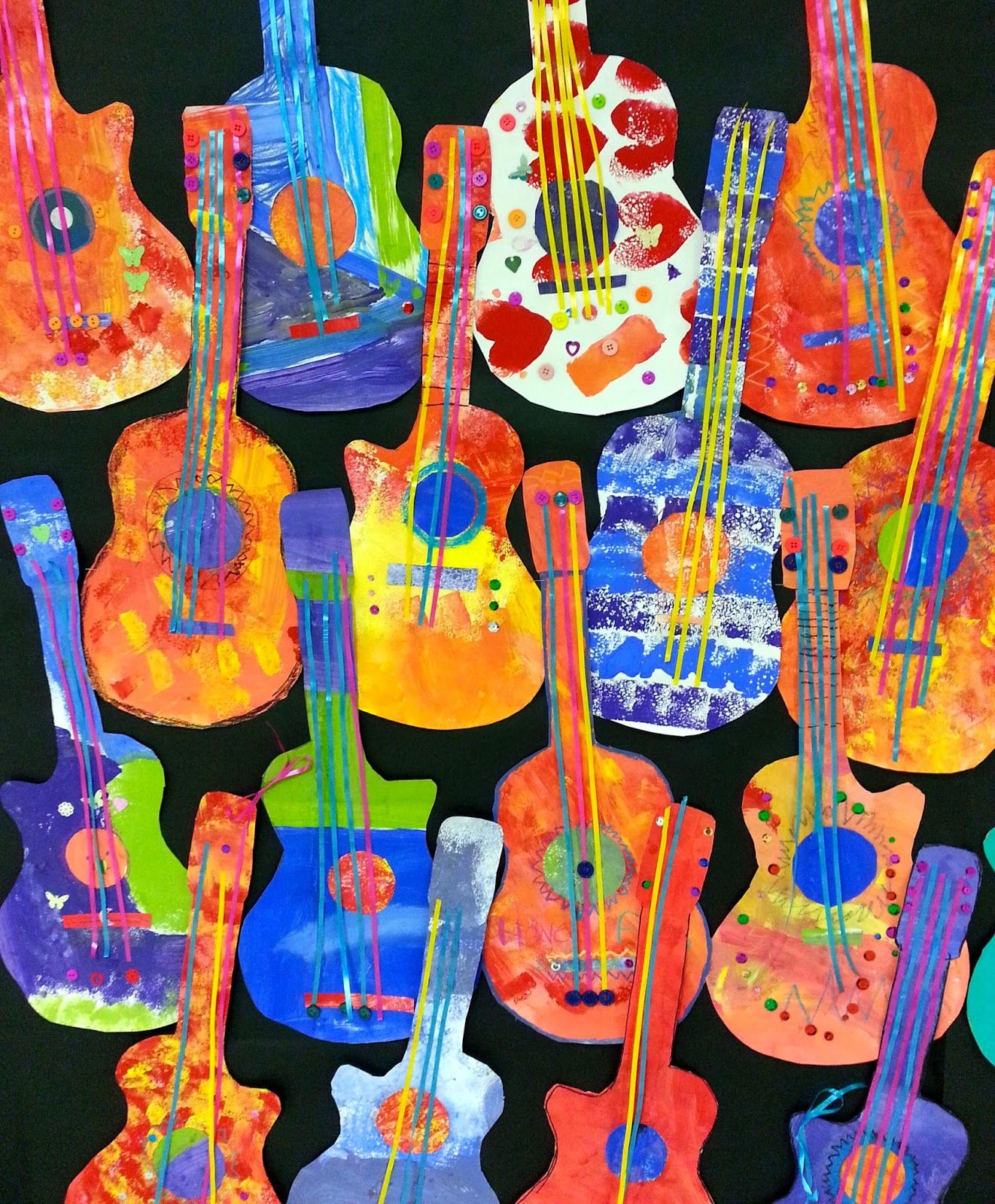 Las Guitarras De Paracho 3rd 4th