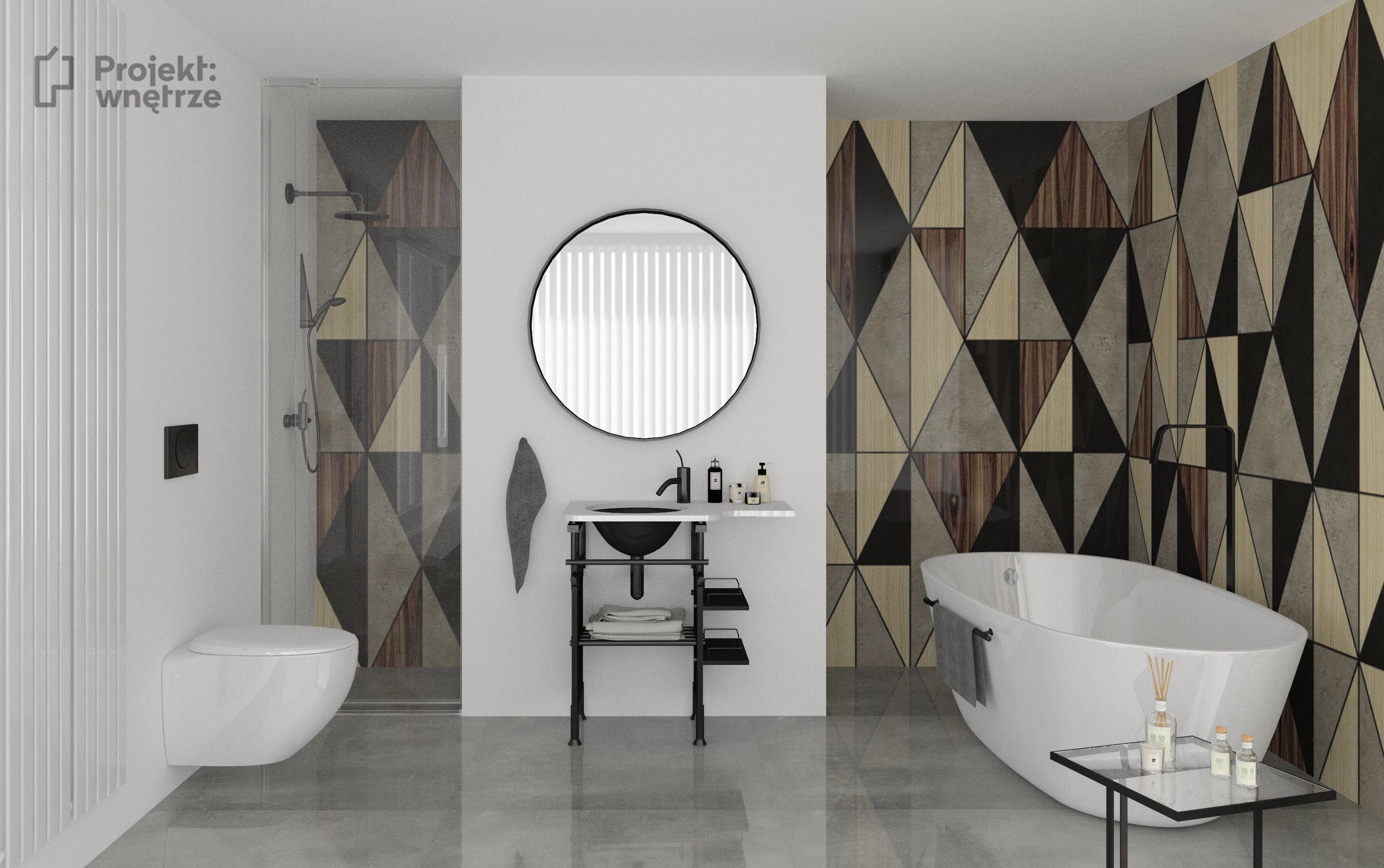 Tapeta W łazience Jaką Wybrać Wzory Tapet Do łazienki