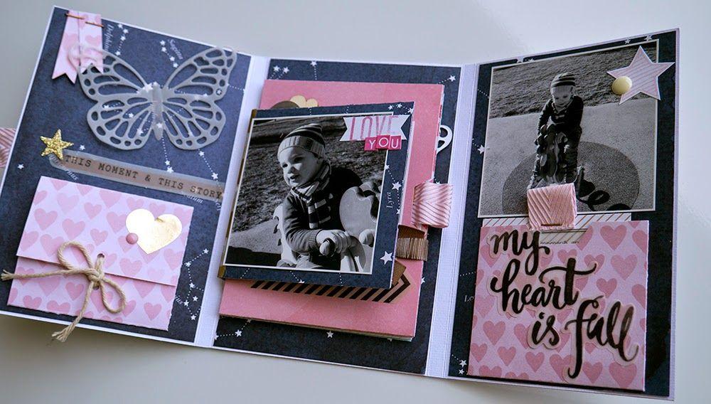 Inspiration Création Blog: Zoom Sur.... Les Die Cut - Tutoriel Inside - {by Emy}