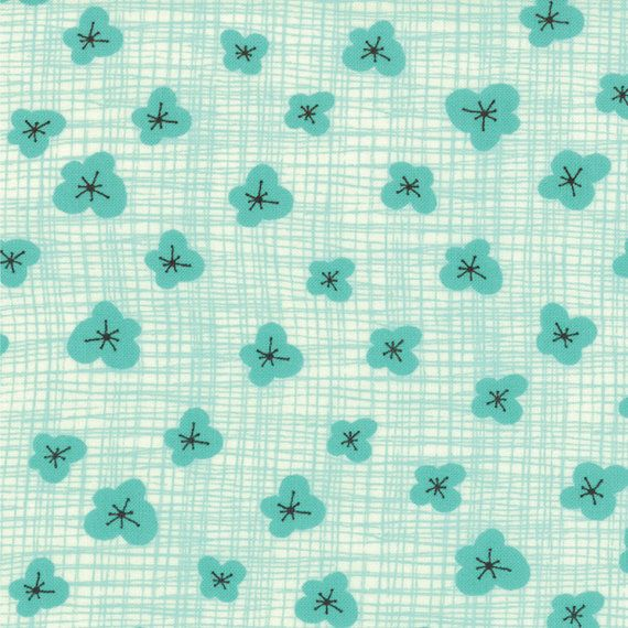 Bluebird Fabric Yard Goods