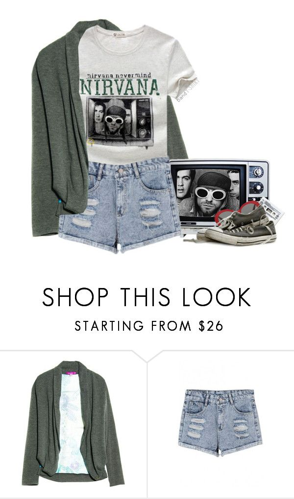 """No Thought Was Put Into This, I Always Knew It Would Come To This..."" by hollowpoint-smile ❤ liked on Polyvore featuring WithChic and Yves Saint Laurent"