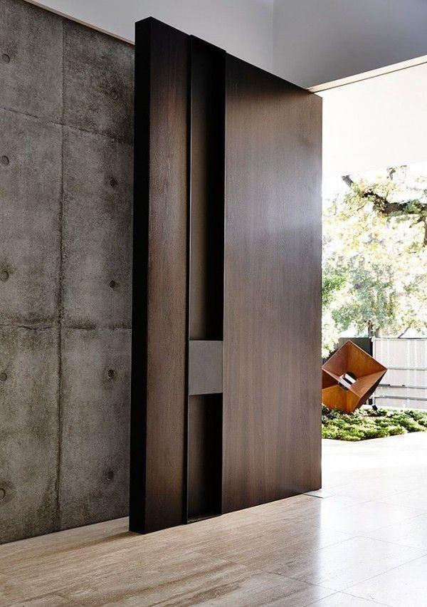 Modern Front Door Ideas