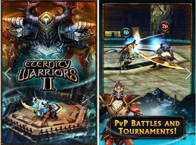 Eternity Warriors 2 Apk Mod V4 2 0 Data Offline Money Free 4