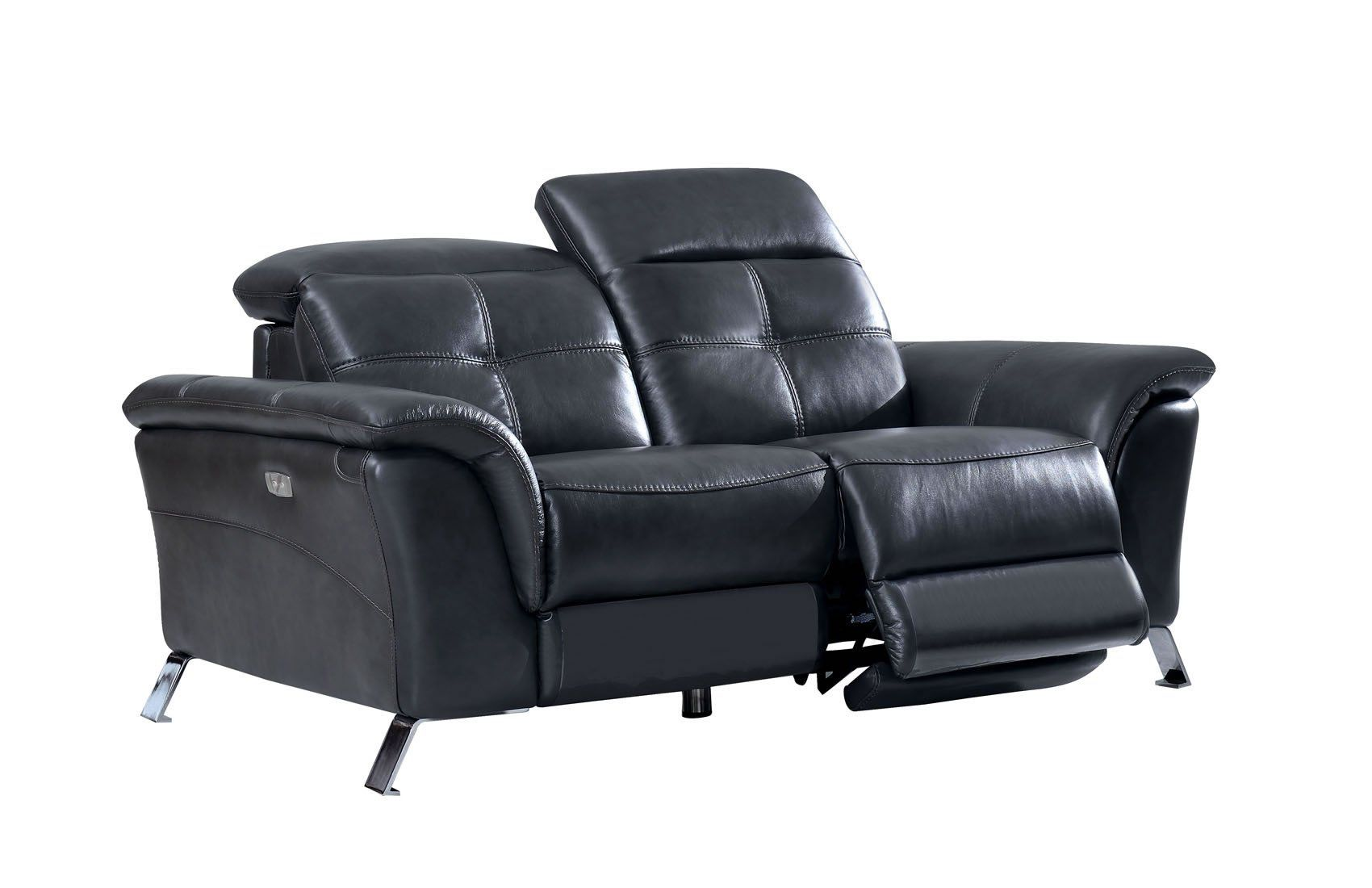 grey recliner chair electric