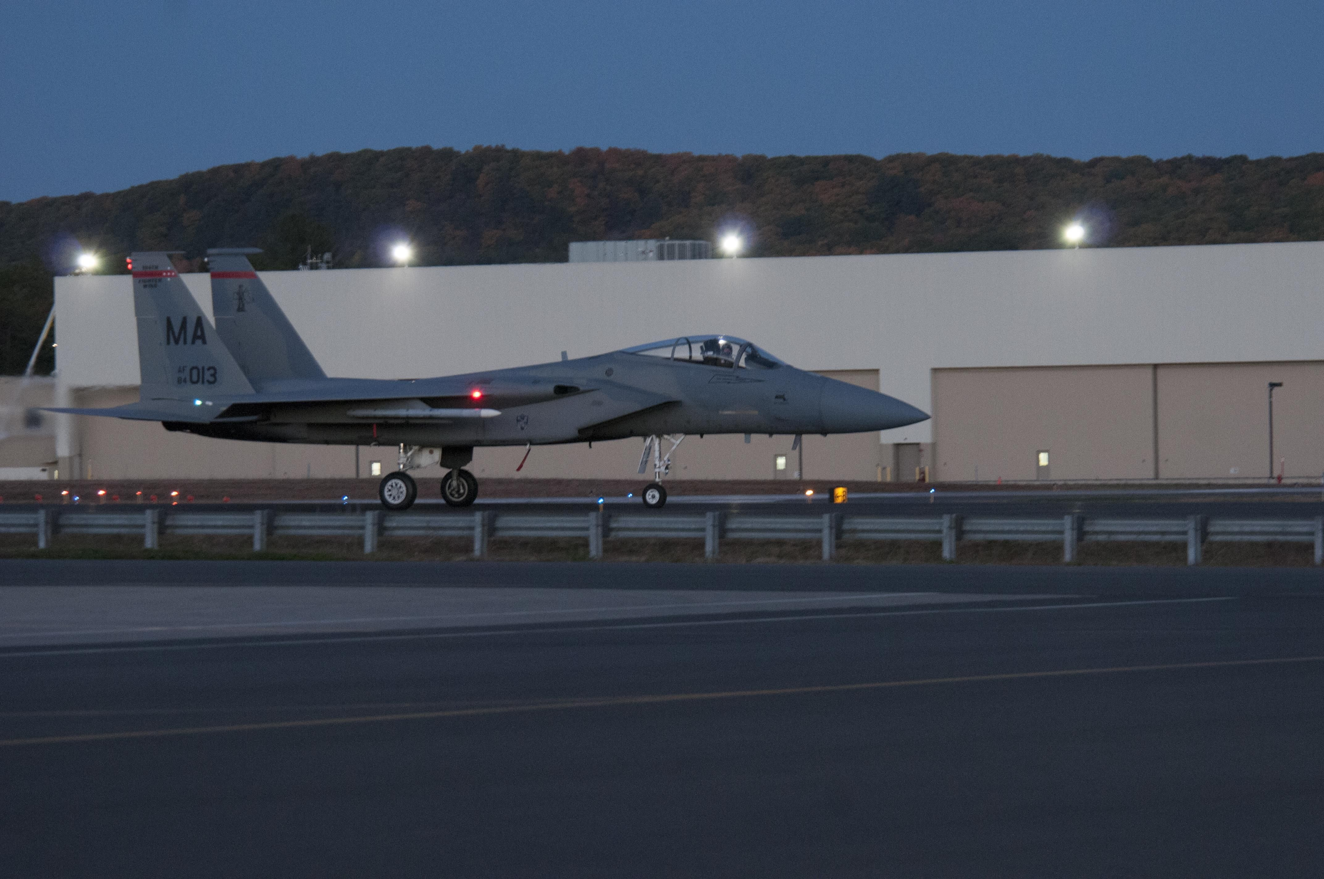WESTFIELD, MA - The 104th Fighter Wing, Massachusetts Air ...
