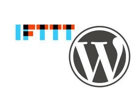 IFTTT recipes for Wordpress