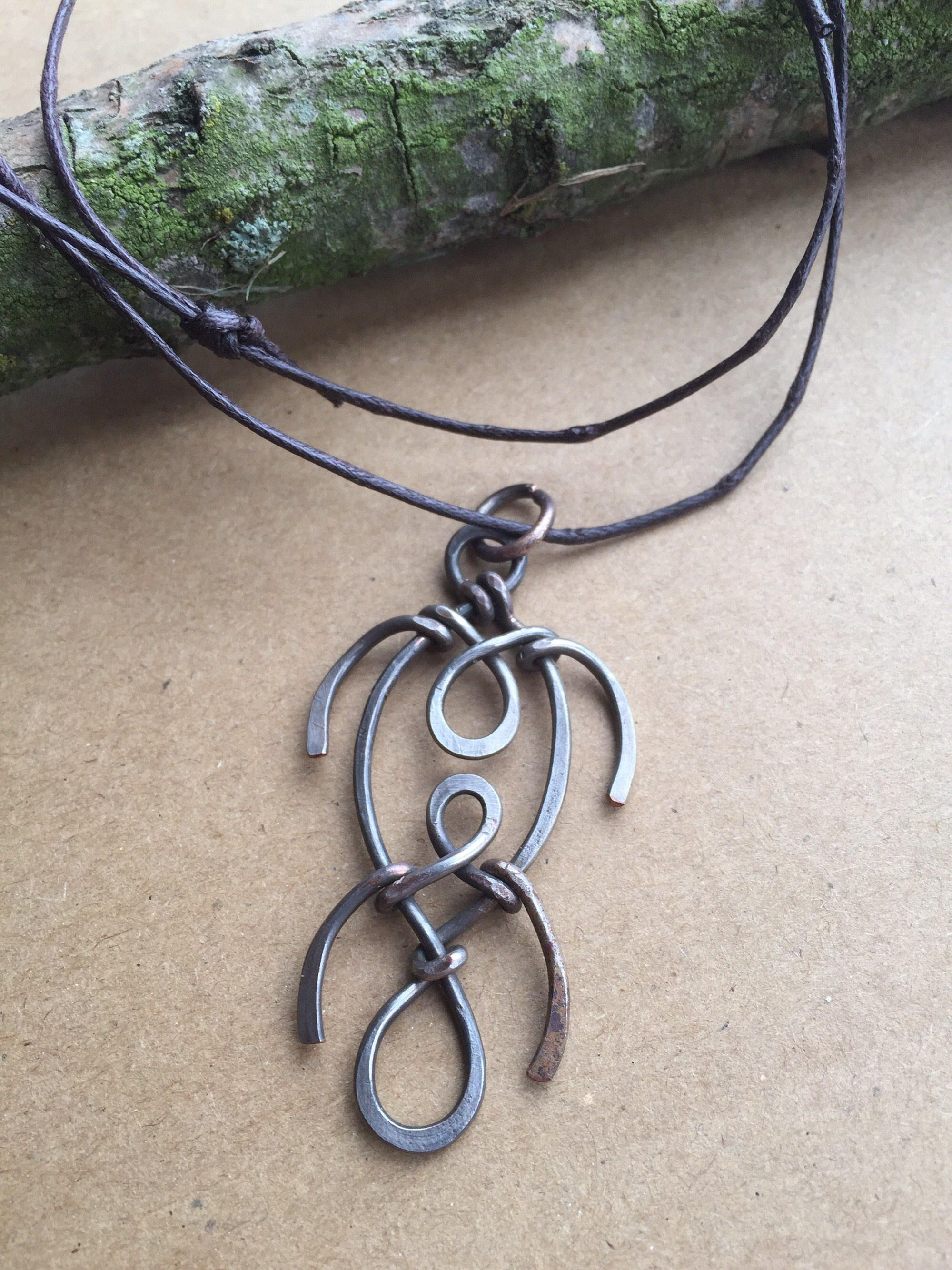 necklace product shop square pendant thunder interlocking knot store celtic