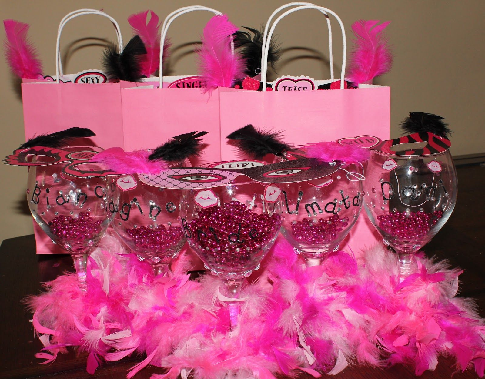 bachelorette party decoration packages diy bachelorette