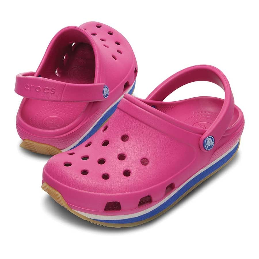 2d94d404ce82f Crocs - Retro Kids Clog Fuschia (14006-6K7)