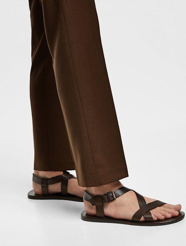 Pin von Mahmoud EL Khrabawy auf Herren mode | Shoes, Sandals