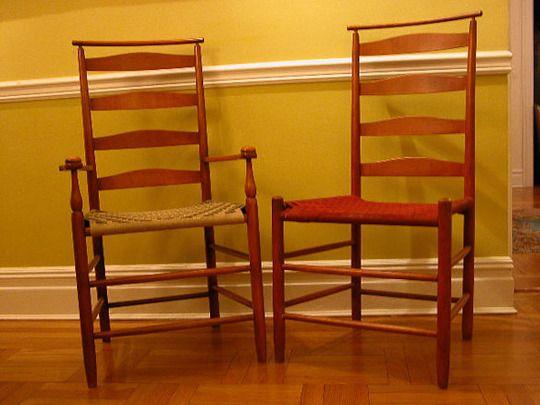 Shawl Back Windsor Chairs